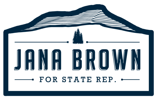 Jana Brown for Vermont State Representative